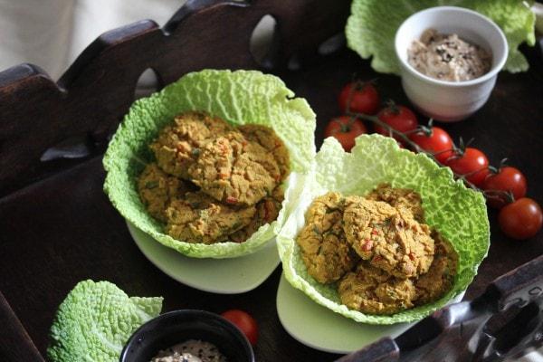 REZEPT: Backofen – Falafel