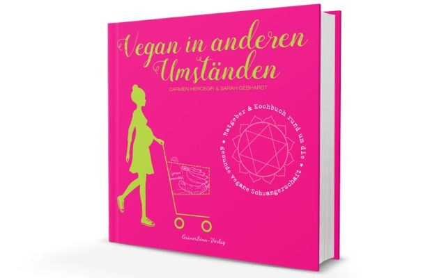 Buch vegane Schwangerschaft