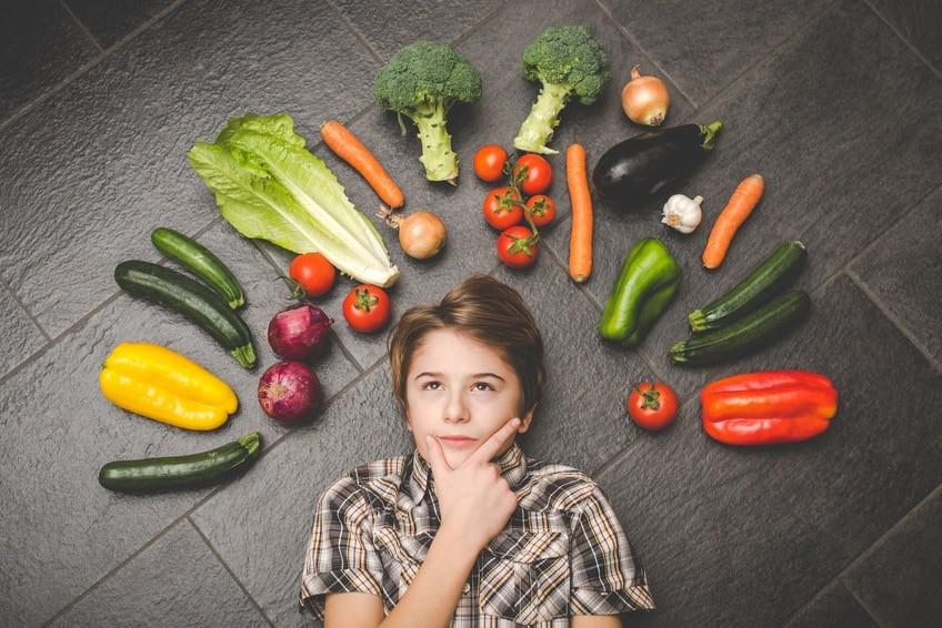 GASTBEITRAG: Vegane Kinderernährung