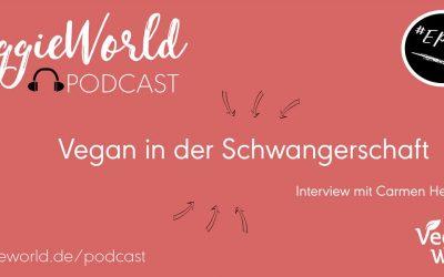 Mein Interview mit dem Veggie World Podcast – jetzt online…