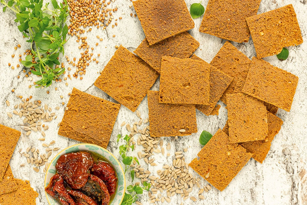 Gesunde Snacks für vegane Kinder dörren | Dörrgerätinfos