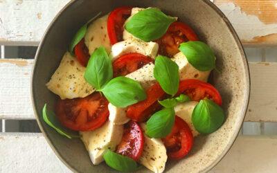 Mozarella vegan aus Cashews selber machen Rezept