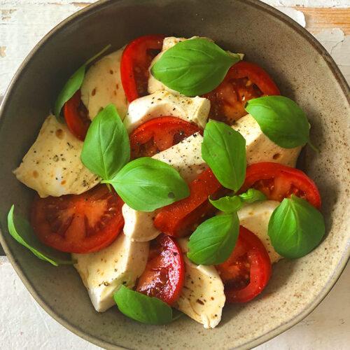 Rezept Mozzarella vegan