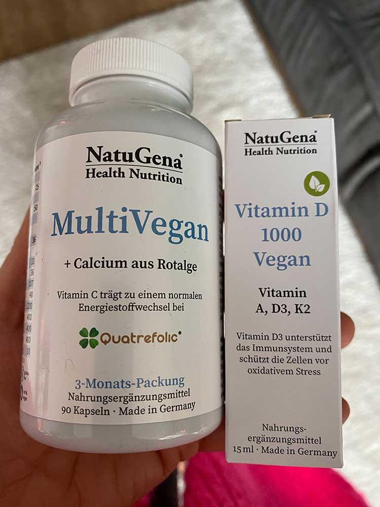 Multivegan - vegane Nahrungsergänzung für Kinder